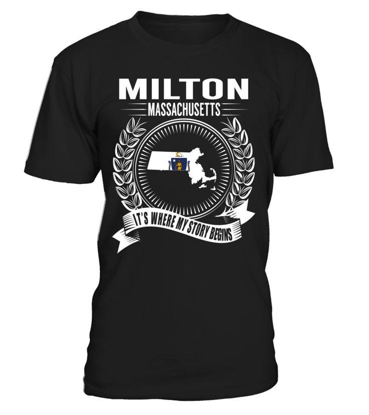 Milton, Massachusetts - It's Where My Story Begins #Milton