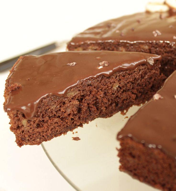 Le moelleux et le fondant de ce gâteau sont absolument indescriptibles. La seule solution qui s'impose est une dégustation, afin de ressentir l'intensité du chocolat, le parfum de la banane et la symbiose de l'ensemble.