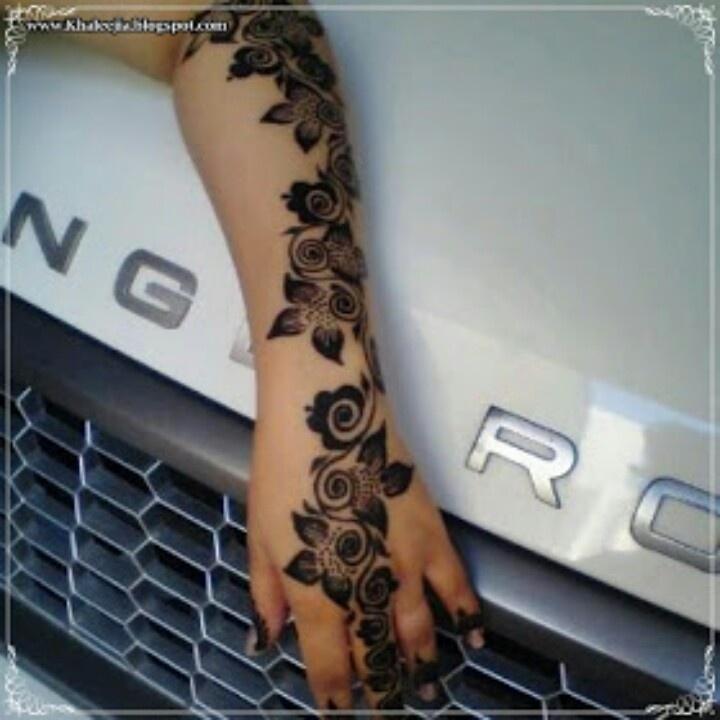 Khaleeji Henna Designs Tattoo: Henna, Cool Henna Designs, Henna Designs