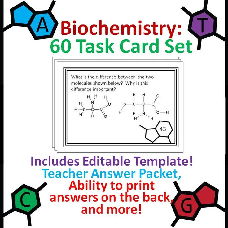 biochem task The biochemistry unit covers basic chemistry, metabolism, enzymes, energy and catalysis, large molecules, photosythesis, molecular structure, ph and pka, clinical correlates of ph.