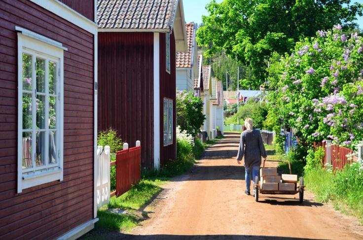 Ulvön, Sweden