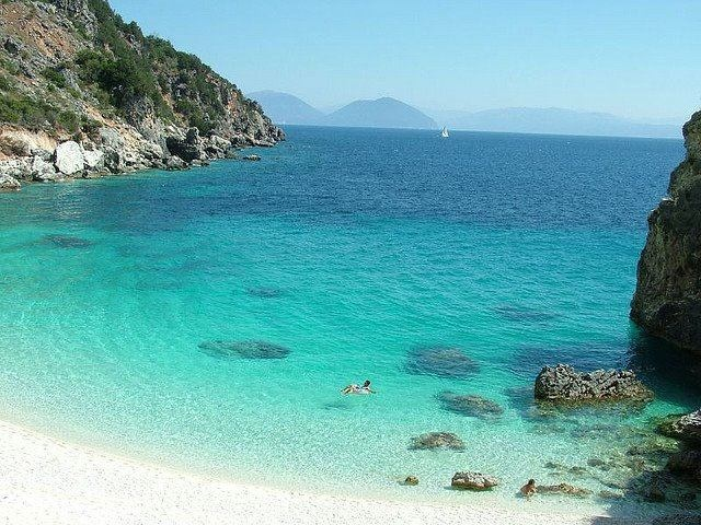 https://www.facebook.com/PoseidonHolidaysAndTours?ref=hl Lefkada Agiofili Beach, Greece