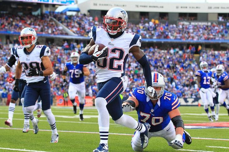 Patriots Vs. Bills Game Recap: Pats explode in second half for 52-28 win -
