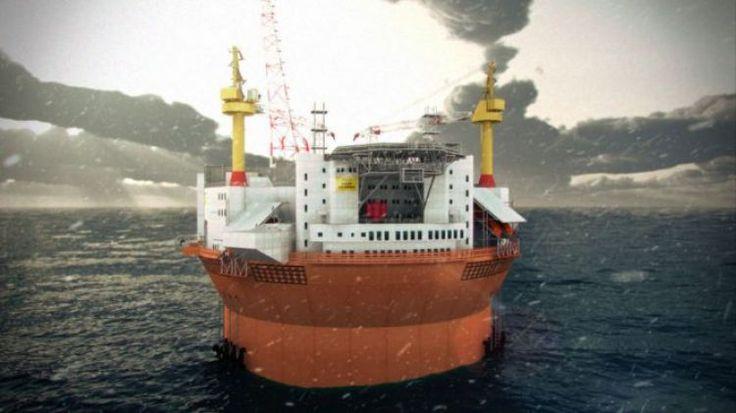 Sevan floater for OMV's Barents Sea field?