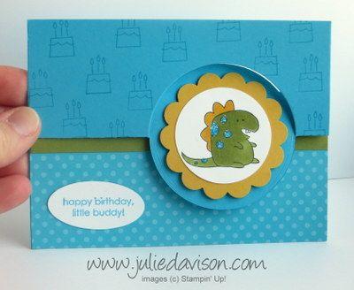 262 best stampin up kids cards images on pinterest kids cards stampin up little buddy birthday card stampinup juliedavison bookmarktalkfo Images