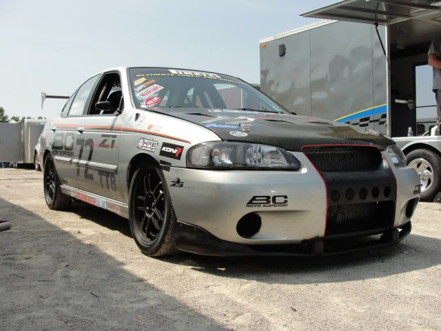 Custom Valved / Springs BC Racing Coilovers, SER Rates - Page 3 - Nissan Sentra Forum - B15, B16 and B17 Sentra Forums