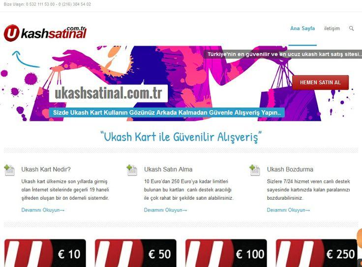 http://www.ukashsatinal.com.tr/ UkashSatinal.Com.Tr Türkiyenin Resmi Ukash Kart Satış Sitesidir ukash kredi kartı ile al ,en ucuz ukash kart ,ukash satın alma,ucuz ukash siteleri,en ucuz ukash, kredi kartı ile ukash alma ,ukash kredi kartı,ukash kart satın alma, ukash cep numaraları , ukash fiyatları
