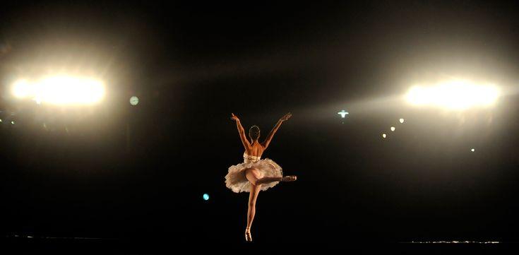 Anne Caroline Thompson & the Alabama Dance Theatre by Amanda Sowards