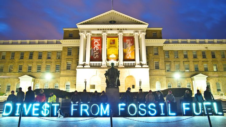 Fossil fuel companies grow nervous as divestment movement grows stronger