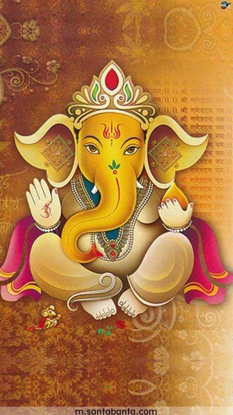 Shri Ganesh! OM Shri Ganeshaya Namah