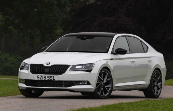 Skoda Superb Range Gets New Sportline Trim in UK