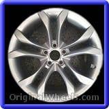 Audi A5 2014 Wheels & Rims Hollander #58913 #Audi #A5 #AudiA5 #2014 #Wheels #Rims #Stock #Factory #Original #OEM #OE #Steel #Alloy #Used