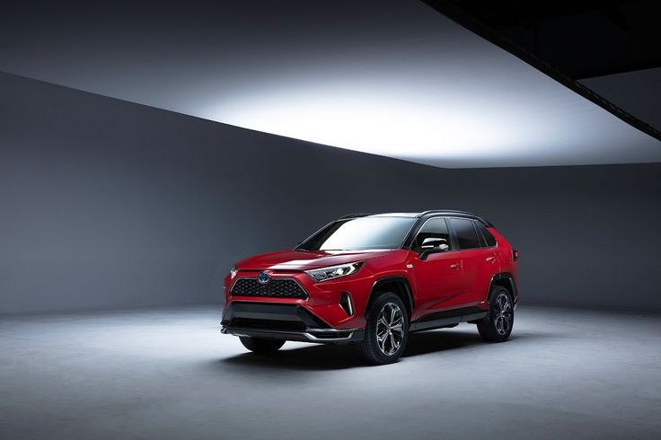 2021 Toyota RAV4-Plug-In-Hybrid wird gehänselt und debütiert in Los Angeles  – Toyota