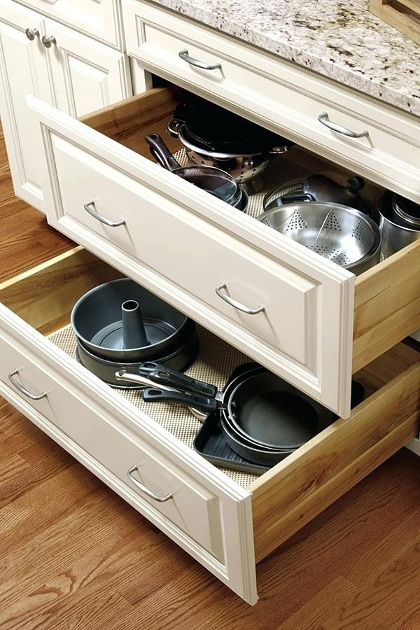 3 Drawer Kitchen Base Cabinet 24 Inch 3 Drawer Base Kitchen Cabinet Kitchencabinet24 Kitchen Island Storage Kitchen Base Cabinets Kitchen Cabinet Drawers