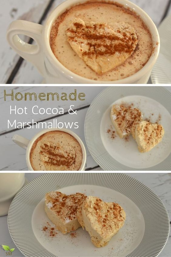 What's a pregnant momma to do when she is craving coffee? Why, create homemade hot cocoa and homemade marshmallows, of course!