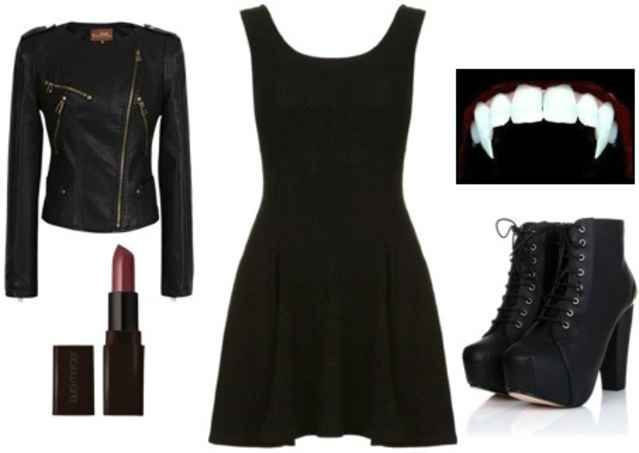 13 Little Black Dress Halloween Costume Ideas - College Fashion