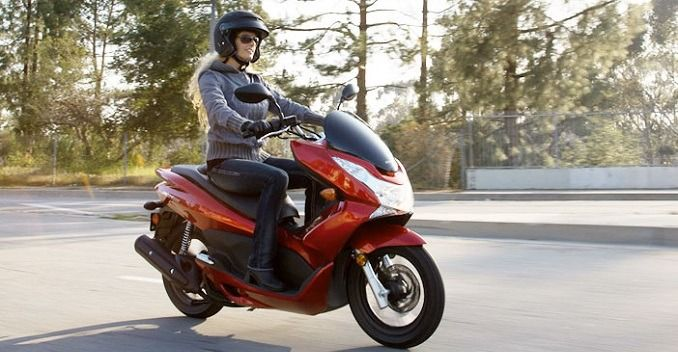 Honda PCX 150cc Scooter is in India For Testing; Might Launch This Year