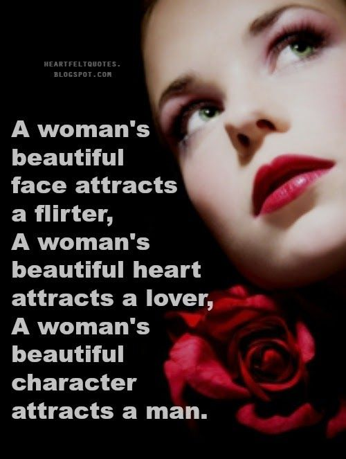 Amazing Woman Quotes: A Beautiful Woman #quote
