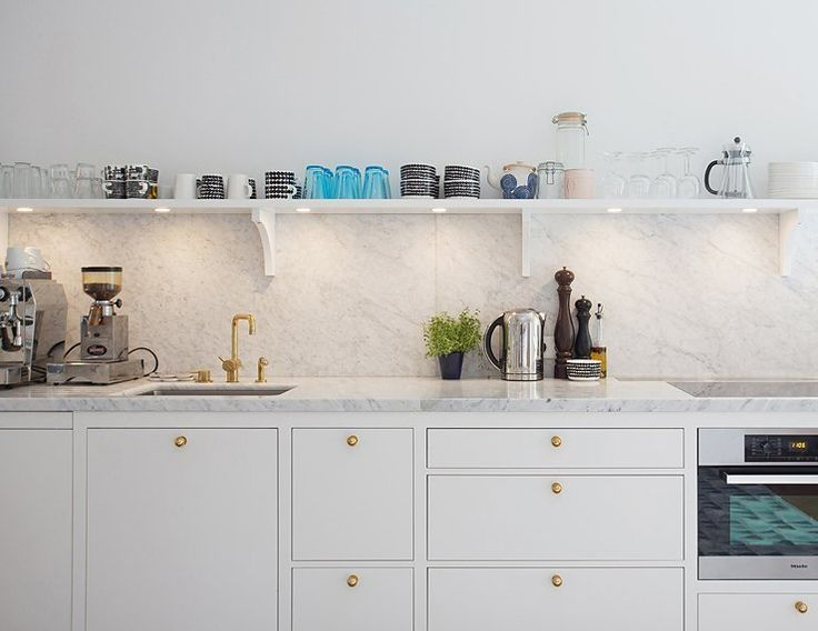 That shelf in my kitchen...yes, please! Tired of Granite? 8 Countertop Alternatives to Consider