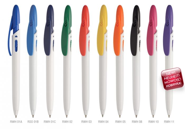 Recommended Pen Section