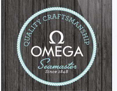 Omega Seamaster Campaign