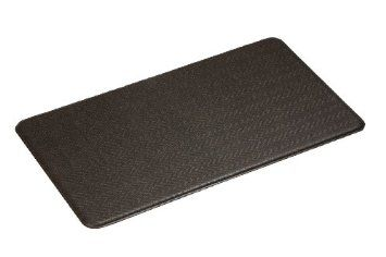 Amazon.com: Imprint Comfort Mat, 20 by 36-Inch, Brown: Kitchen & Dining