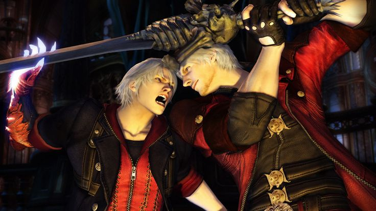 devil may cry 4 - Full HD Background 1920x1080