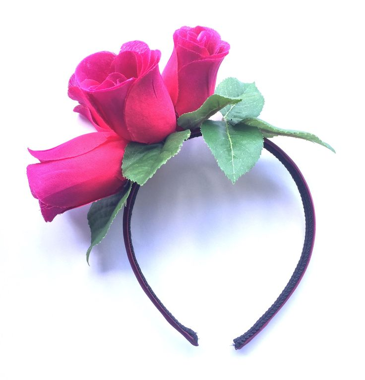 A personal favourite from my Etsy shop https://www.etsy.com/au/listing/250634973/rose-decorated-headband-fascinator