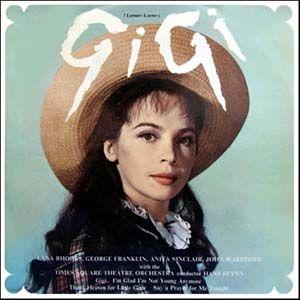 Image result for images from gigi 1958