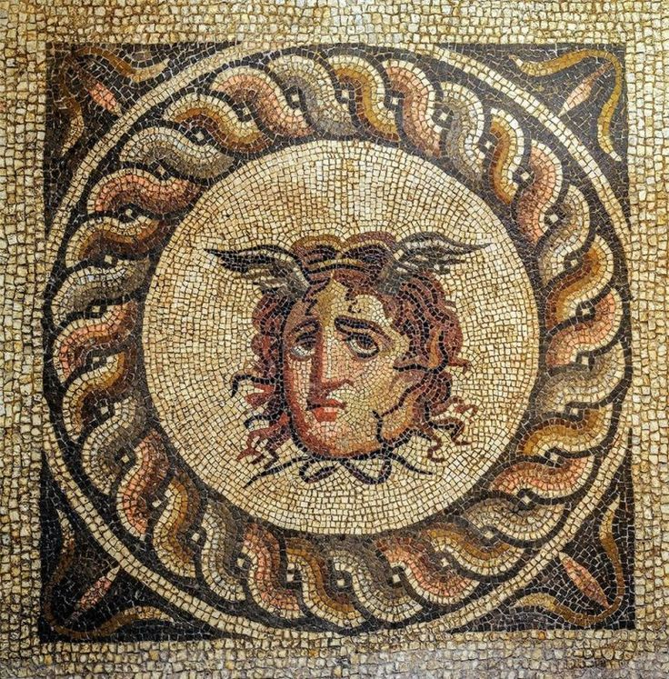 A bevy of Greek mythology-depicting mosaics have been uncovered at the ancient city of Perga, in Turkey's Antalya province.