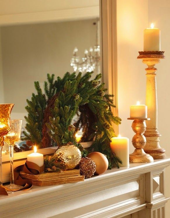 Decor Inspiration - Christmas ideas IV