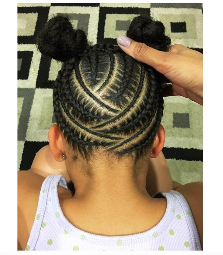 Enjoyable 1000 Ideas About Black Girls Hairstyles On Pinterest Girl Hairstyle Inspiration Daily Dogsangcom