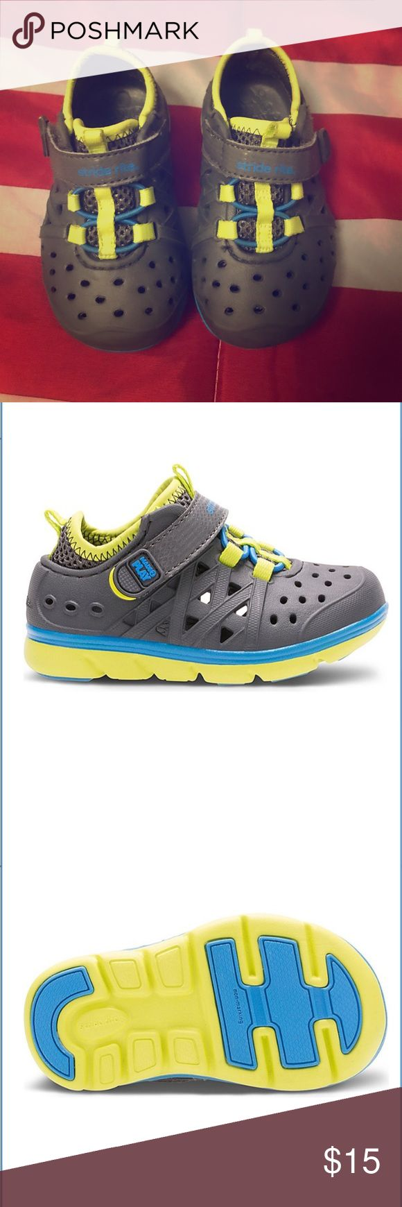 Stride ride. made2play phibian sneaker sandal Used! Perfect conditions! Stride Rite Shoes Sneakers