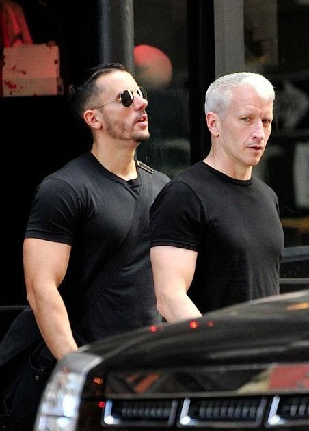 Anderson Cooper has stated his intentions to marry his boyfriend, gay bar owner Benjamin Maisani, in New York City.  The couple have been dating since 2009.