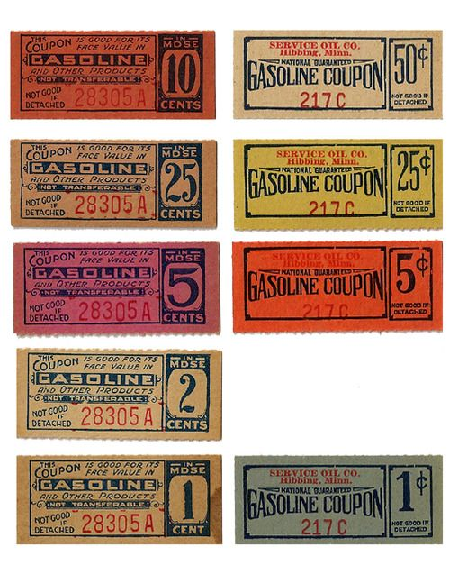 Paper Is Lovely: Vintage Ticket Collection