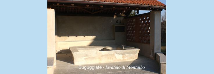 Lo storico lavatoio di Montalbo a Buguggiate, in Provincia di Varese. Le mie foto http://www.itcvarese.it/