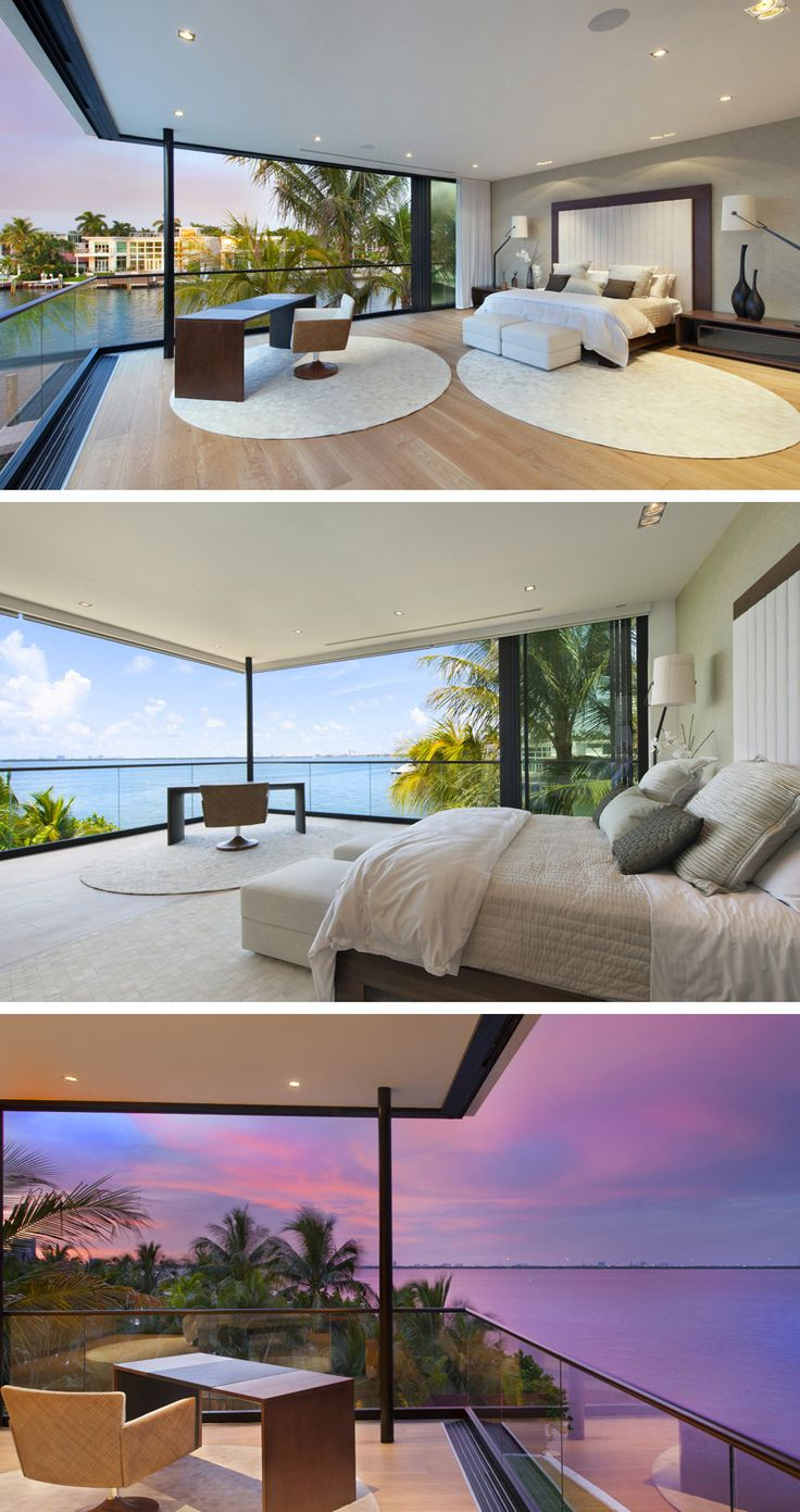 top 25 best modern miami ideas on pinterest tropical luis bosch designs and builds a new modern miami beach home