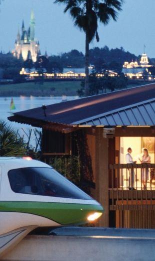 Disney's Polynesian Resort #travel