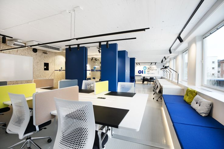 AI-Lab at NTNU in Trondheim, Norway // by Romlaboratoriet AS