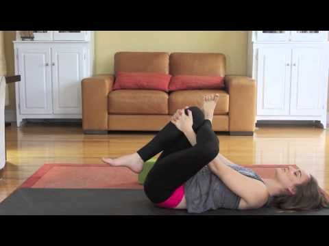 Lower Back and Hip Opening Yoga - Day 13 - 30 Day Yoga Challenge