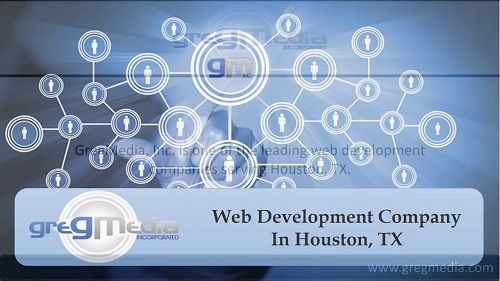 Web Development Company Houston - Contact At  (281) 394-1605  Or Visit -  http://www.gregmedia.com