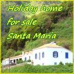 """Existenz auf den Azoren!   Erfüllen Sie sich den Traum vom eigenen Ferienhaus, das sich weitgehend selbst finanziert....  Wir verkaufen unsere Ferienanlage """"Casa Forno""""  inklusive Vermietlizenz.  http://www.azorenhochsantamaria.de"""