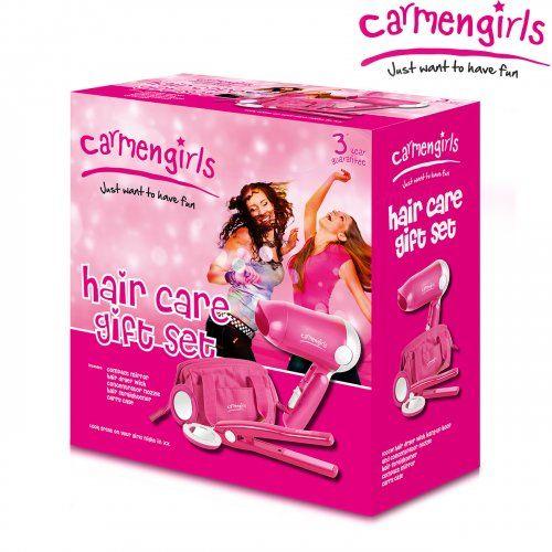 Carmen Girls Hair Care Set | Carmen