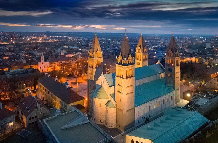 Pécs - Székesegyház - Sasvári fotó