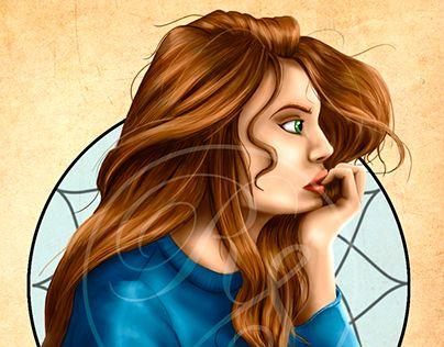 "Check out new work on my @Behance portfolio: ""Sassy Women Illustration"" http://be.net/gallery/51159081/Sassy-Women-Illustration"