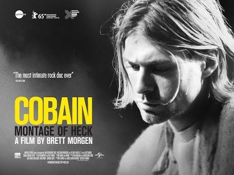 Kurt Cobain Montage Of Heck with Aaron Burckhard, Chad Channing, Don Cobain movie - YouTube
