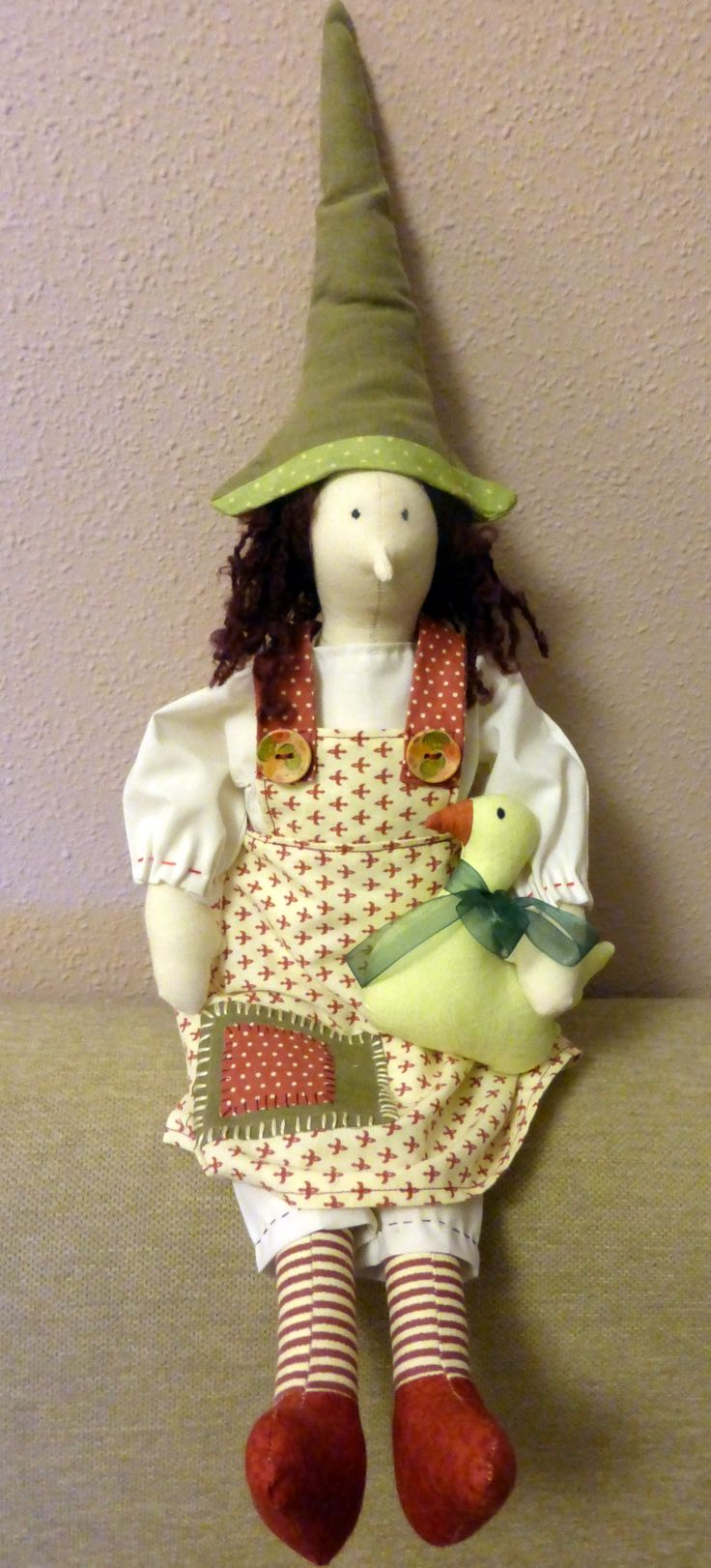 Muñeca Panpina Tilda Doll