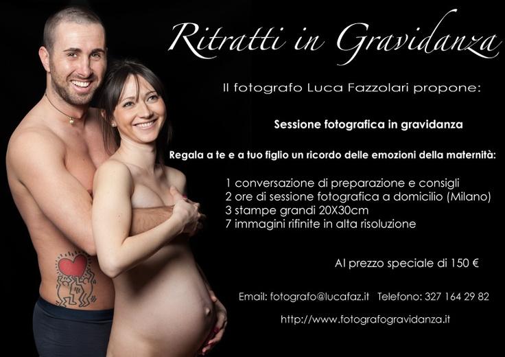 promozione ritratti in gravidanza  http://www.fotografogravidanza.it