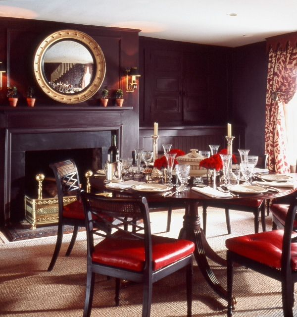 1000 Ideas About Dining Room Chandeliers On Pinterest: 1000+ Ideas About Dark Dining Rooms On Pinterest