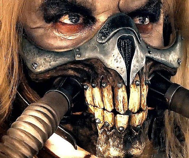 Mad Max Immortan Joe Mask - http://tiwib.co/mad-max-immortan-joe-mask/ #Costumes